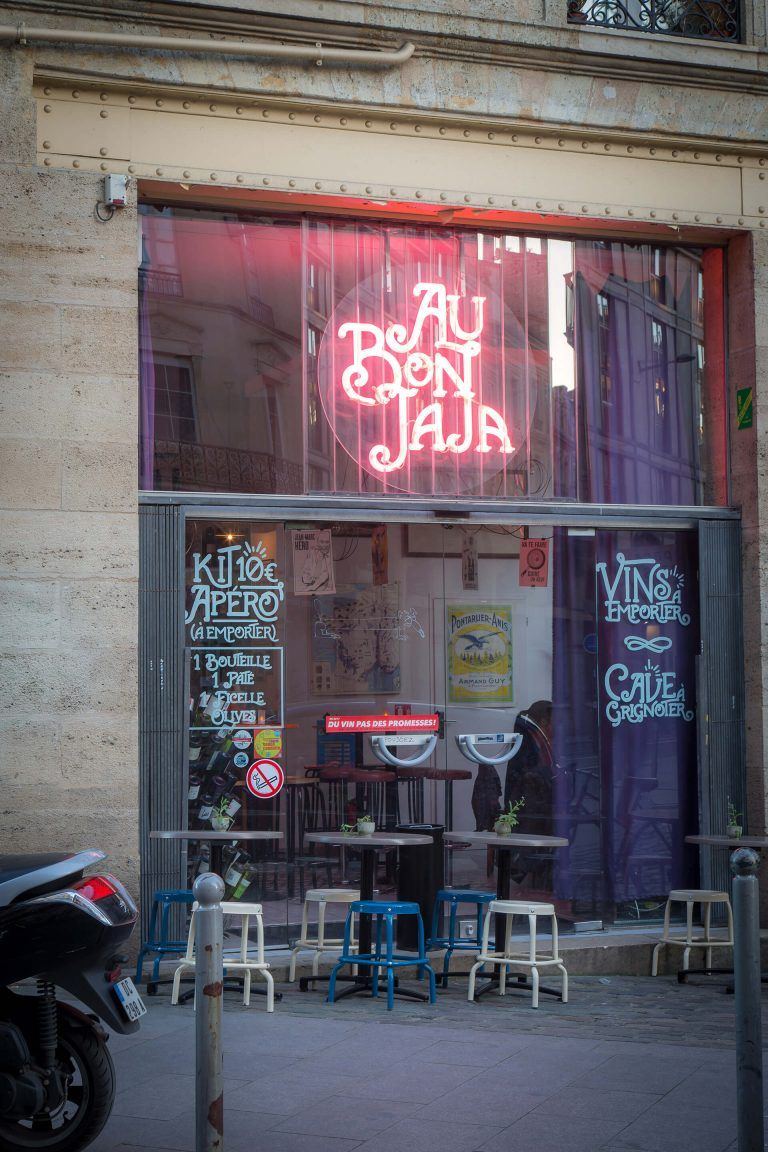 Au bon Jaja – Bordeaux centre