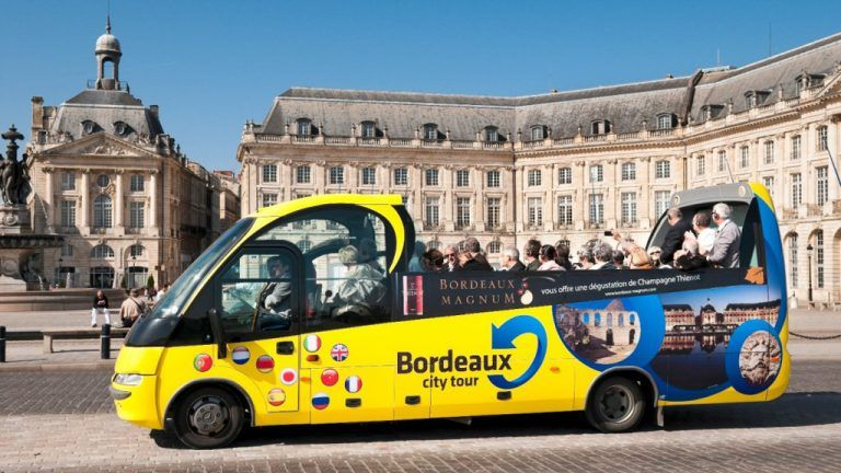 Bordeaux City & Authentic Tour