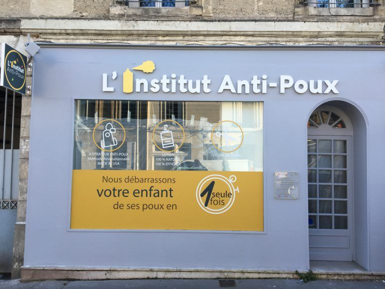 L'Institut anti-poux – Bordeaux