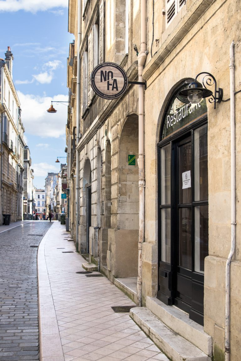 Nofa Restaurant – Bordeaux