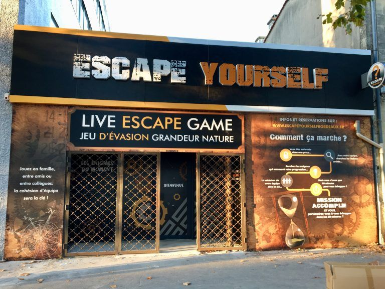 Escape Yourself – Bordeaux