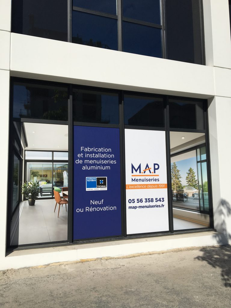 MAP Menuiserie / Technal Bordeaux
